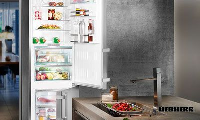 Kühlschrank Zierleiste : Mehr als nur ein kühlschrank bluperformance ist die neue