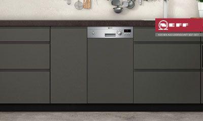 Geschirrspuler Mit 45 Cm Breite Von Neff Kundendienst Reparatur